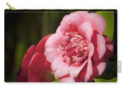 Dreamy Camellia Carry-all Pouch