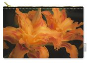 Dreamy Kwanso Daylily Pair Carry-all Pouch