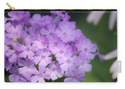 Dreamy Lavender Phlox Carry-all Pouch