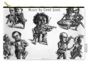 Dred Scott & The 1860 Presidential Race Carry-all Pouch