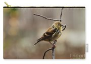 Drenched Finch Carry-all Pouch