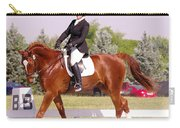 Dressage Test Carry-all Pouch