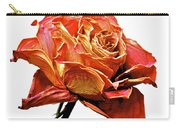 Dried Rose Carry-all Pouch