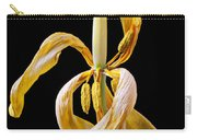 Dried Tulip Carry-all Pouch