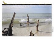 Driftwood Stands Watch Carry-all Pouch