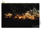 Drive By Sunset Carry-all Pouch