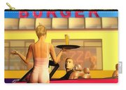 Drive-in Carry-all Pouch by John Edwards