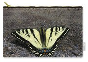 Driveway Butterfly Carry-all Pouch