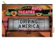 Driving America Douglas Auto Theatre Carry-all Pouch