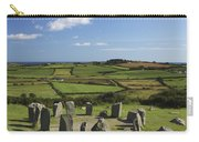 Drombeg Stone Circle Near Glandore In Carry-all Pouch