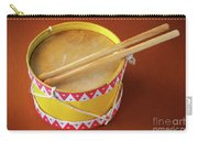 Drum Toy Carry-all Pouch by Carlos Caetano