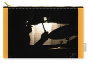 Drummer At A Gig Carry-all Pouch