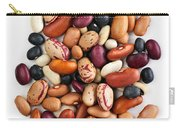 Dry Beans Carry-all Pouch by Elena Elisseeva