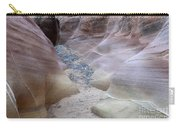Dry Creek Bed 3 Carry-all Pouch by Bob Christopher