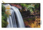 Dry Falls Or Upper Cullasaja Falls Carry-all Pouch