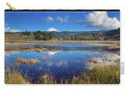 Dry Lagoon Panorama Carry-all Pouch