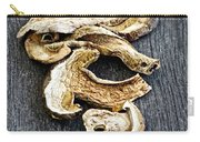 Dry Porcini Mushrooms Carry-all Pouch