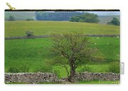 Dry Stone Wall And Twisted Tree Carry-all Pouch