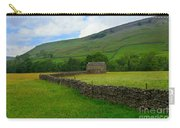 Dry Stone Walls And Stone Barn Carry-all Pouch
