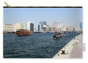 Dubai Pier Carry-all Pouch
