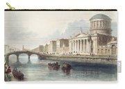 Dublin, 1842 Carry-all Pouch