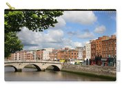 Dublin Cityscape Carry-all Pouch