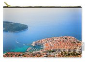 Dubrovnik Aerial View Carry-all Pouch