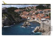 Dubrovnik By The Sea Carry-all Pouch