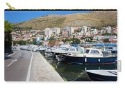 Dubrovnik Cityscape And Harbor Carry-all Pouch