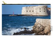 Dubrovnik Fortification And Bay Carry-all Pouch