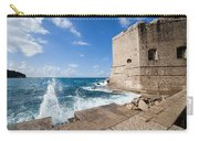Dubrovnik Fortification And Pier Carry-all Pouch