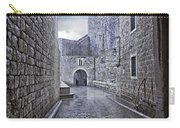 Dubrovnik In The Rain - Old City Carry-all Pouch