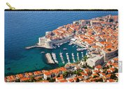 Dubrovnik Old City Aerial View Carry-all Pouch