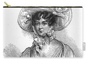 Duchess Of Kent (1786-1861) Carry-all Pouch by Granger