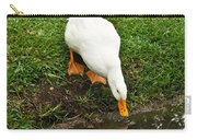 Duck And Refection Carry-all Pouch