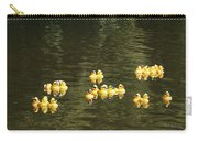 Duck Derby Ducks Carry-all Pouch