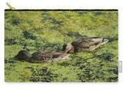 Duck Dinner Carry-all Pouch