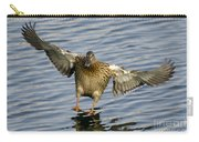 Duck Landing Carry-all Pouch