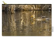 Duck Ripples Carry-all Pouch