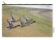 Ducks In Flight V3 Carry-all Pouch