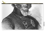 Duke Of Kent (1767-1820) Carry-all Pouch