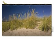 Dune And Beach Grass On Lake Michigan No.969 Carry-all Pouch