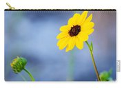 Dune Sunflower Carry-all Pouch