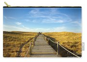 Dune Walkway Carry-all Pouch