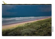 Dunes And Ocean Divided Carry-all Pouch