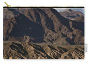 Dunes Of Death Valley Carry-all Pouch