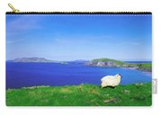 Dunmore Head, Blasket Islands, Dingle Carry-all Pouch