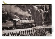 Durango And Silverton Steam Train Carry-all Pouch