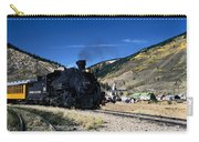 Durango And Silverton Train Carry-all Pouch