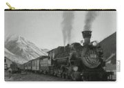 Durango Silverton Bw Painterly 2 Carry-all Pouch